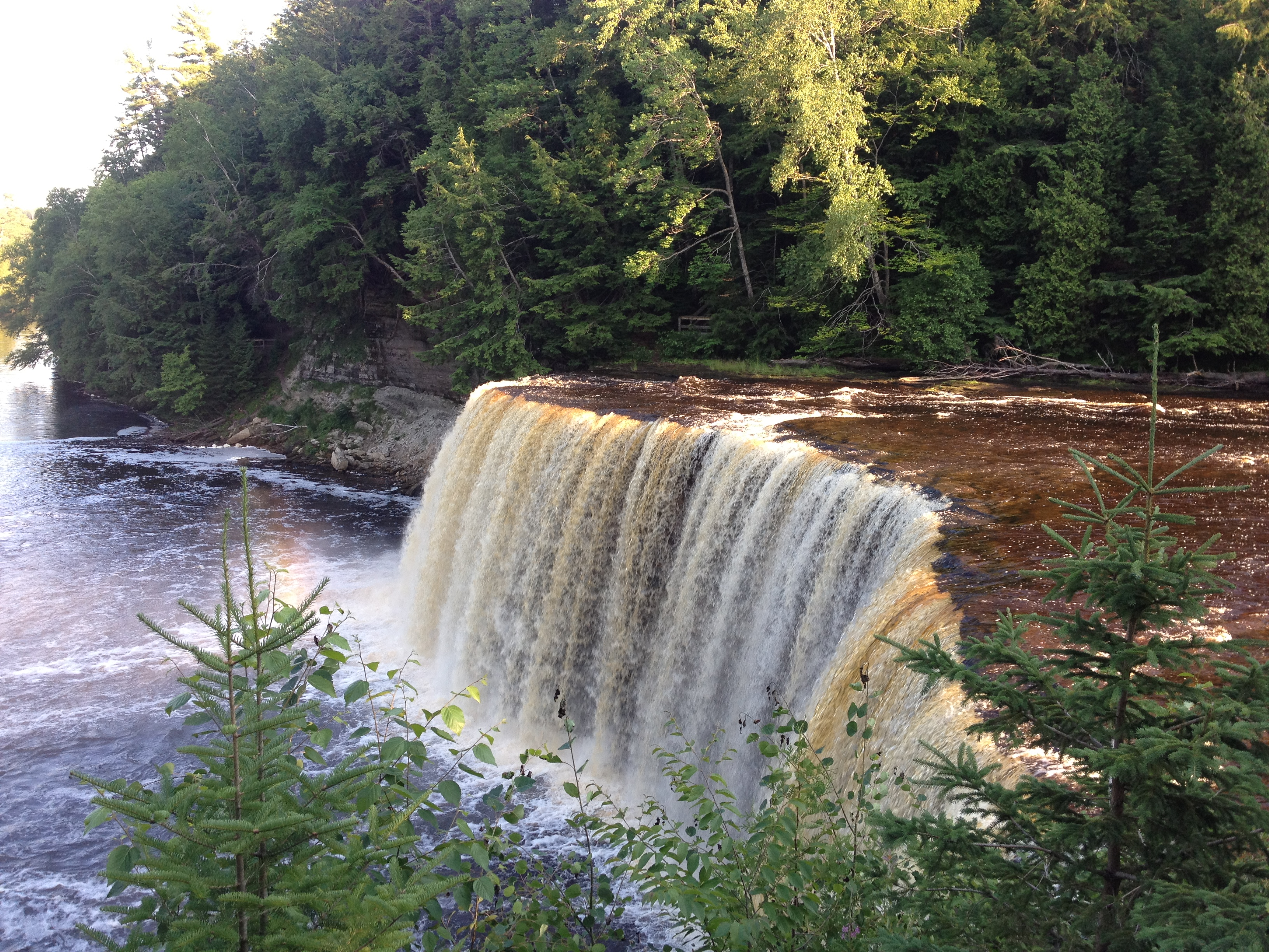 tahquamenon falls  u2013 photos
