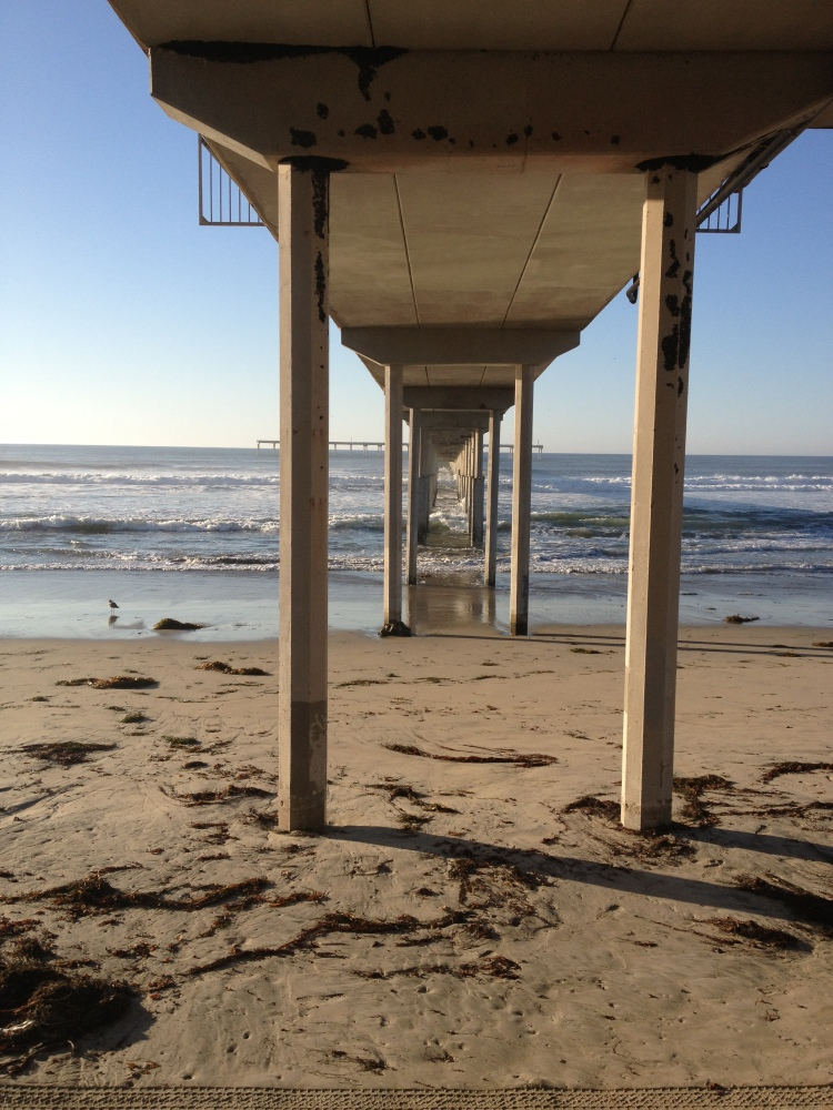 Pictures of California Piers