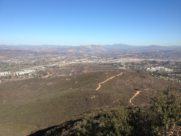 Good hiking trails in San Diego