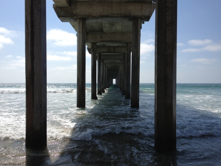 Piers of California