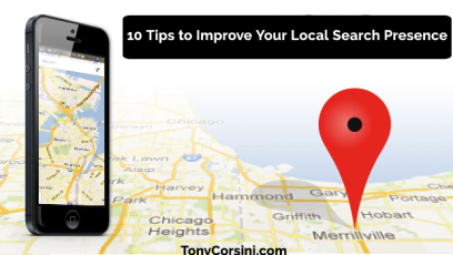 10 Tips to Improve Your Local Search Presence