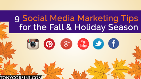 Social media marketing tips for the holiday season